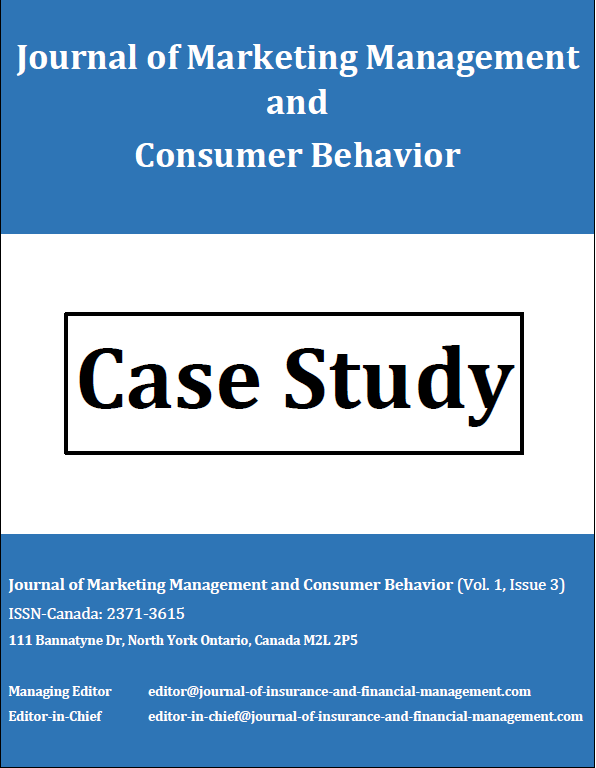 journal of marketing research and case studies All cases must be accompanied by an instructors' manual that identifies the intended course, relevant theoretical concepts or models that can be applied, and the research methodology for the case the case journal also invites submissions of articles relating to case teaching, case writing, case reviewing, and similar topics.
